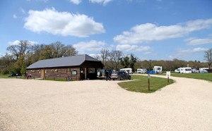 Long Meadow Campsite reception