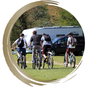 Long Meadow has direct access to walking and cycling paths